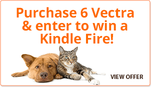 Purchase 6 Vectra & enter to win a Kindle Fire